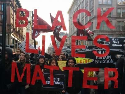 La vida de los negros importa
