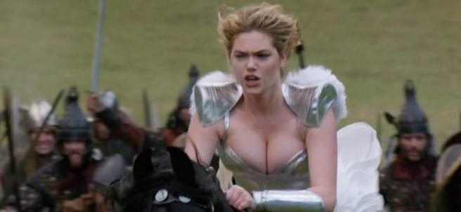 Kate Upton en ´Game of War´