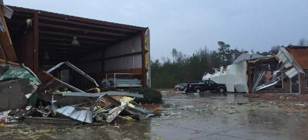 Tornado en Mississipi