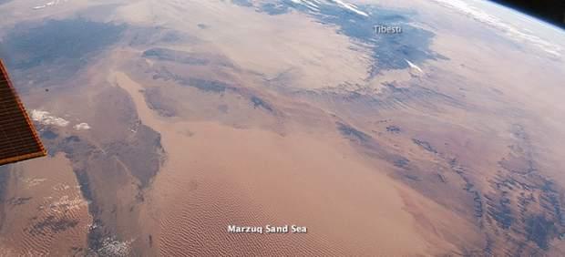 Marzuq, el mar de arena