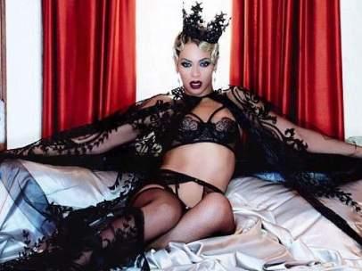 Beyoncé: ´sexy´ y atómica en lencería para el nuevo vídeo, ´Haunted´