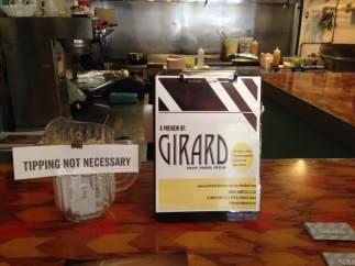 Restaurante sin propina
