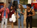 Jimmy Fallon reúne al elenco de 'Saved by the bell'