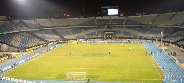 Estadio Internacional de El Cairo