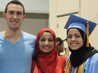 Fatal tiroteo en Chapel Hill
