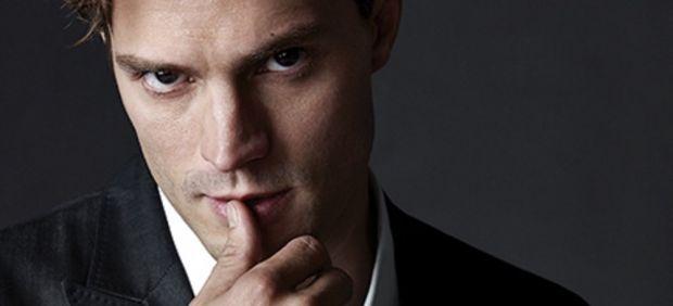 Jamie Dornan en Cincuenta sombras de Grey