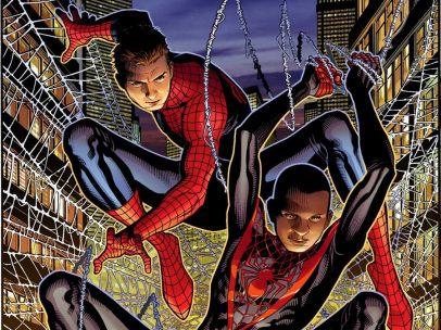 Spiderman: Peter Parker y Miles Morales
