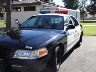 Policía de Santa Ana