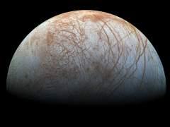 La superficie de Europa