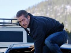 Escena de la película Furious 7