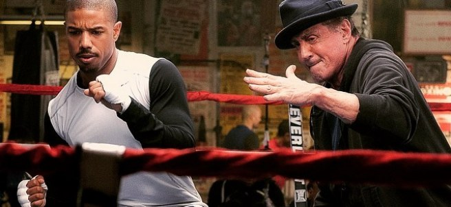 Stallone en ´Creed´.