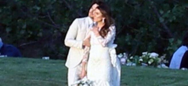 La boda de Ian Somerhalder y Nikki Reed