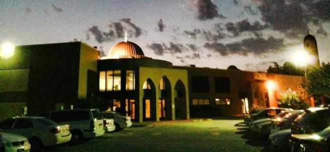 Mezquita de Texas