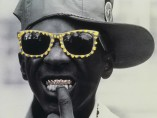 Coreen Simpson (1942; New York, NY) - Flavor Flav´s Teeth (from the B-boy Series), 1988
