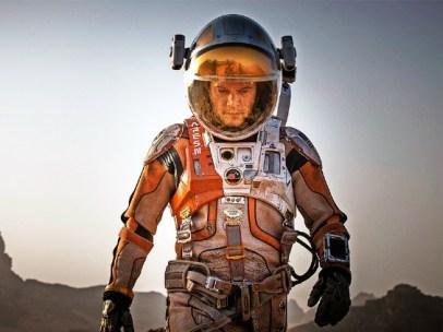 Matt Damon en ´The Martian´