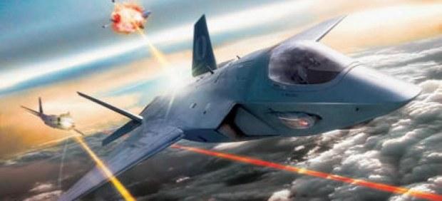 Sistema de defensa de láser sólido de alta energía, HELLADS