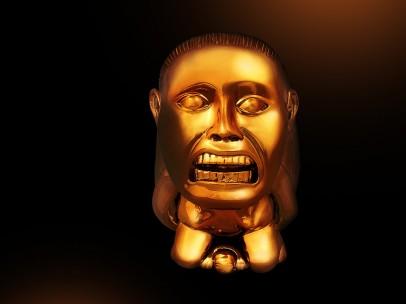 Chachapoyal Fertility Idol