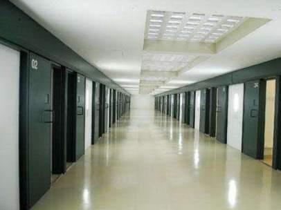 Imagen interior de una prisión