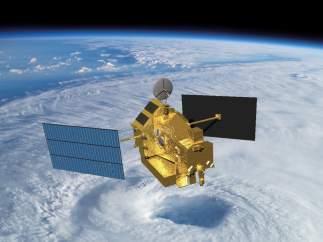 Satélite meteorológico TRMM