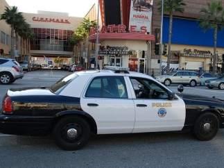 Policía de Long Beach