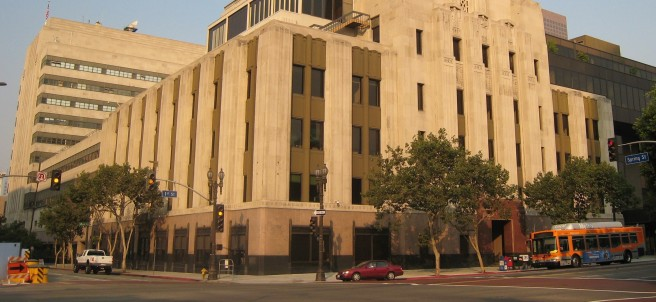 Edificio de Los Angeles Times