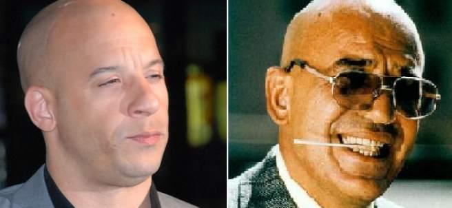 Vin Diesel y Kojak