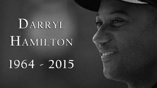 Darryl Hamilton