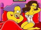 Caitlyn Jenner en Los Simpson