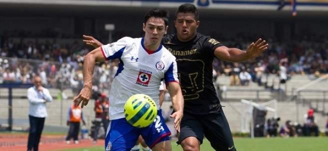 Cruz Azul vs Pumas
