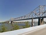 Vista del Río Ohio