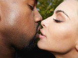 Kim Kardashian en la revista System