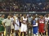 Juego de la NBA en Africa