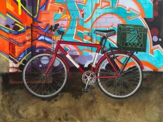 """Brooklyn Bicycle II"""