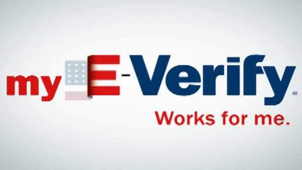 My E-Verify