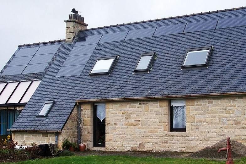 El ctricas de eu entran al mercado solar compitiendo por for Tejados solares