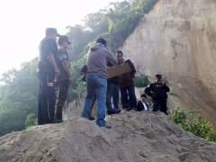 Alud en Guatemala