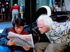 El tiempo alcanzó los 30 años del viaje en 'Volver al futuro II'