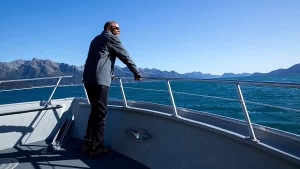 Perfil del Facebook de Obama