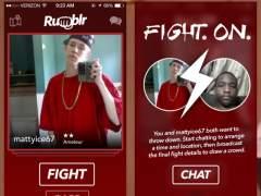 Desarrollan una 'app' de contactos para buscar peleas