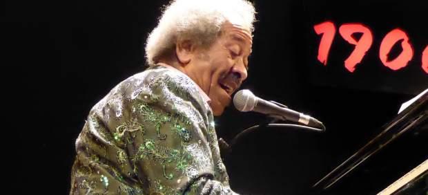 Muere tras un concierto Allen Toussaint, compositor de Rolling Stones, The Who y otros grupos