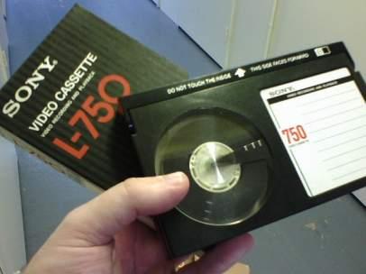 Las cintas Betamax dejarán de venderse en 2016