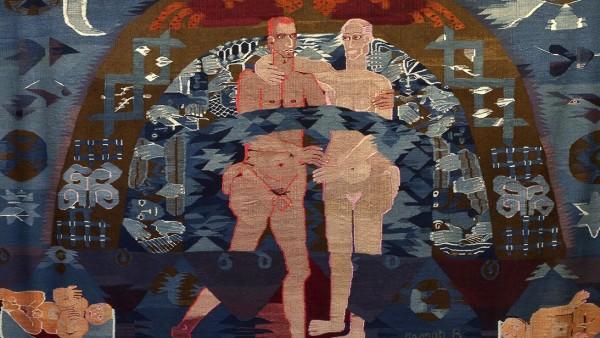 Hannah Ryggen - Vi lever på en stjerne, 1958